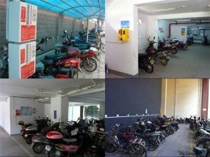 芜湖东紫园小区电动车充电站案例